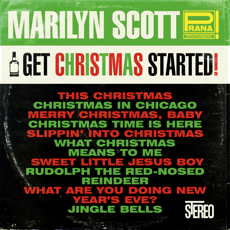 Get Christmas Started   Marilyn Scott